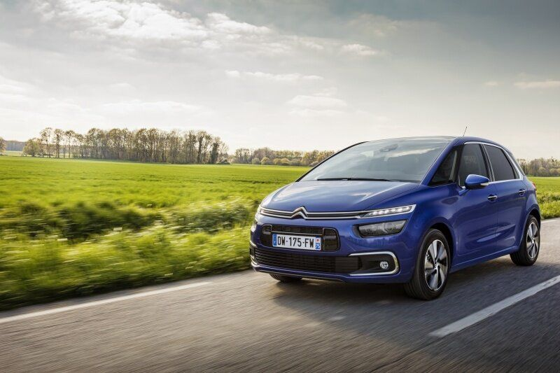 Citroen Picasso - Friesland Lease